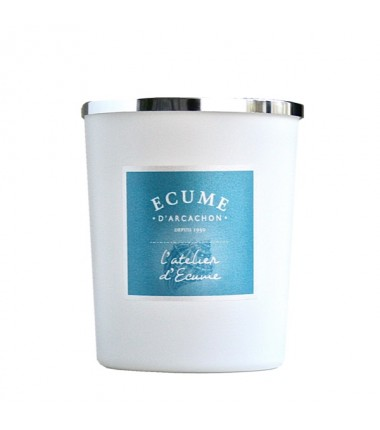 Bougie parfumée marine Écume d'Arcachon