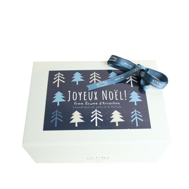 Boîte coffret Noël by Écume d'Arcachon