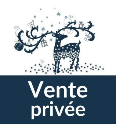 Vente privée personnalisée