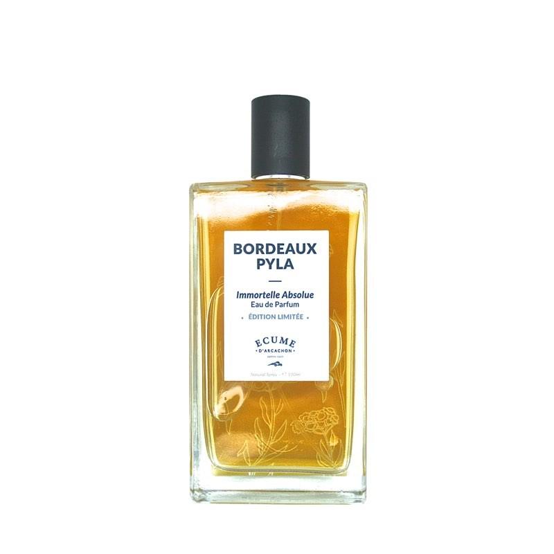 Parfum Bordeaux Pyla pour homme et femme- Oriental parfum d'immortelle