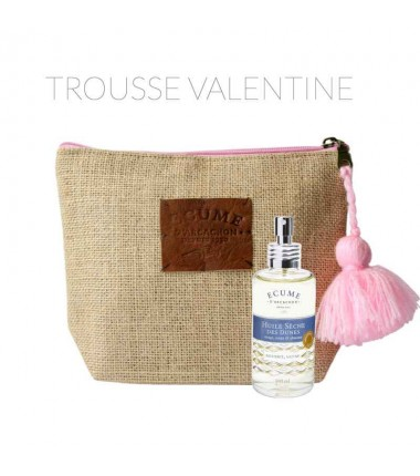 Trousse beauté Valentine. Un cadeau originale Arcachon