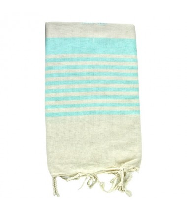 copy of Fouta turquoise
