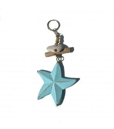 Porte clés étoile arcachon