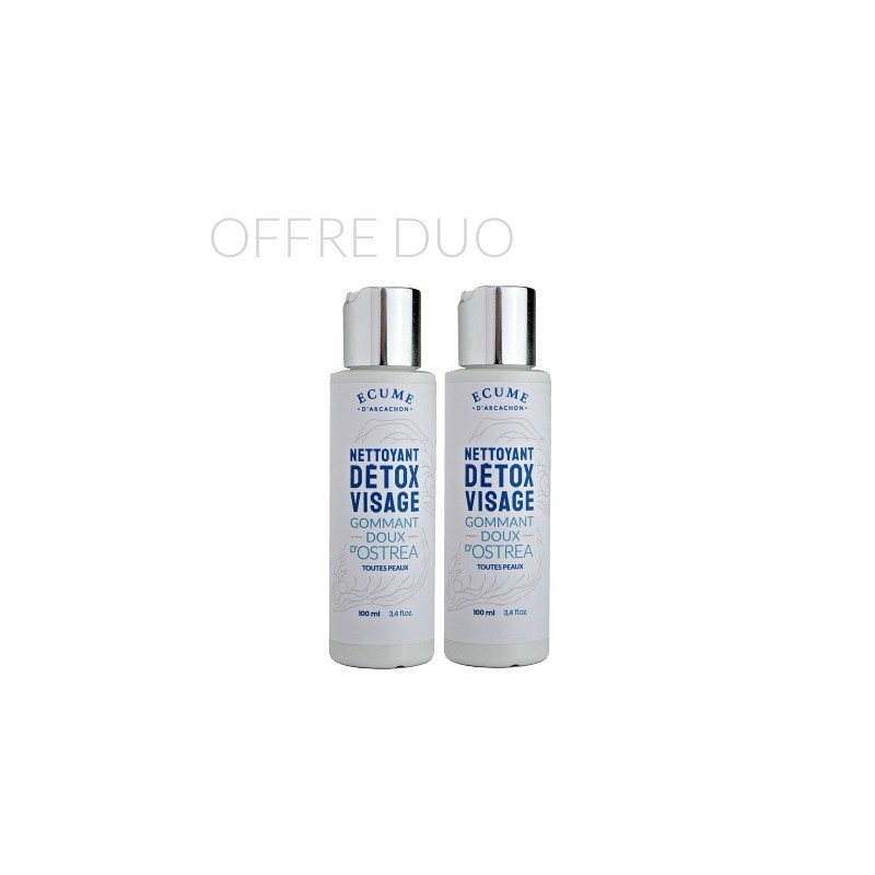 Offre duo nettoyant
