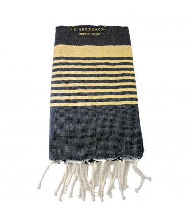 copy of Dark gray fouta